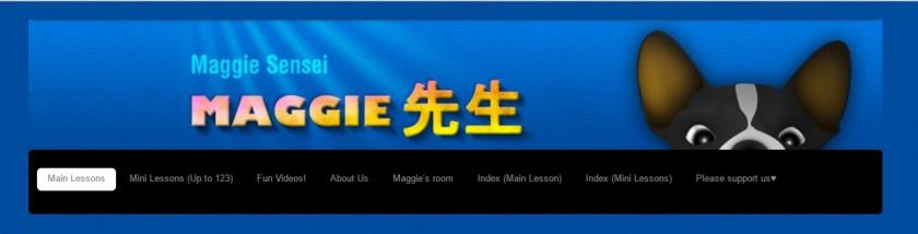 Maggie Sensei