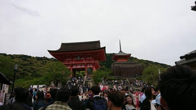Kiyomizudera Enrance