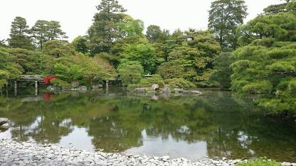 Kyoto Imperial Gardens